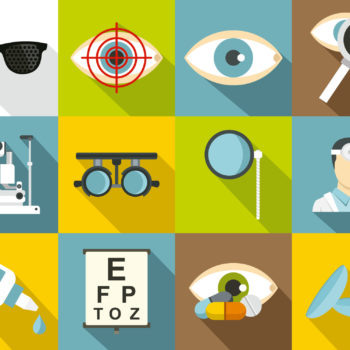 Debo ir al optico o al oftalmologo