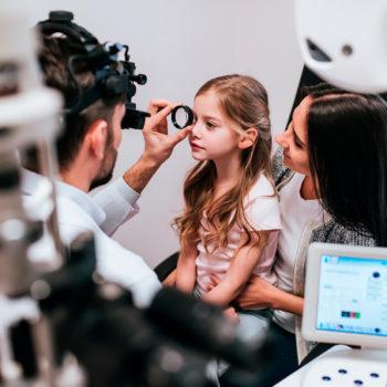 Especialista en oftalmologia pediatrica