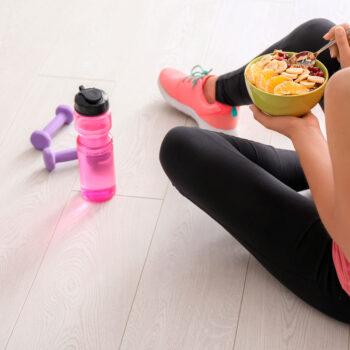 Deporte y alimentacion